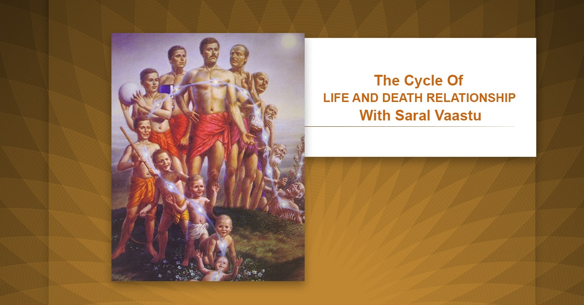 The cycle of life and death