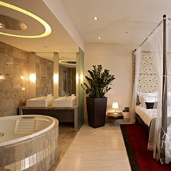 Attached washrooms within your bedroom
