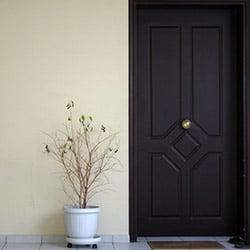Direction of the main door