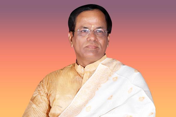 Dr Shri Chandrashekhar Guruji